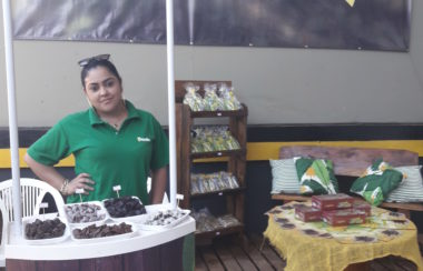Além de muita aventura e adrenalina os participantes puderam degustar os deliciosos produtos à base de banana.