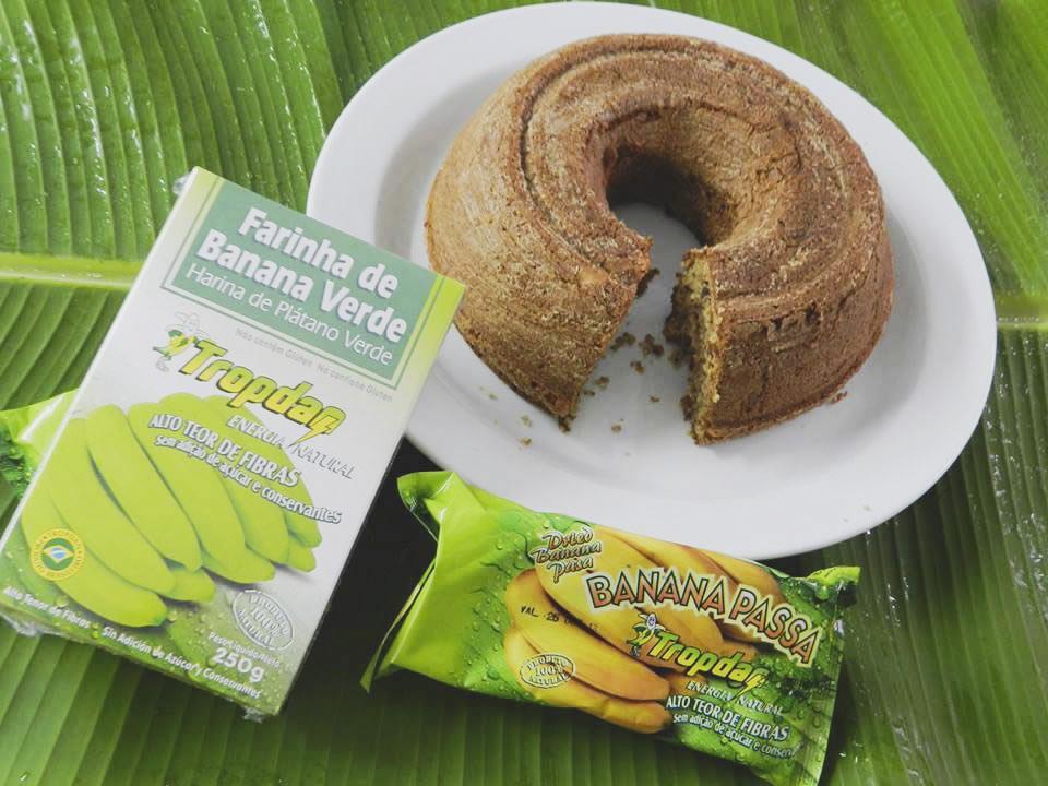 Farinha de Banana de Verde